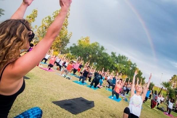 1000+ Members - Yoga & More in the Park