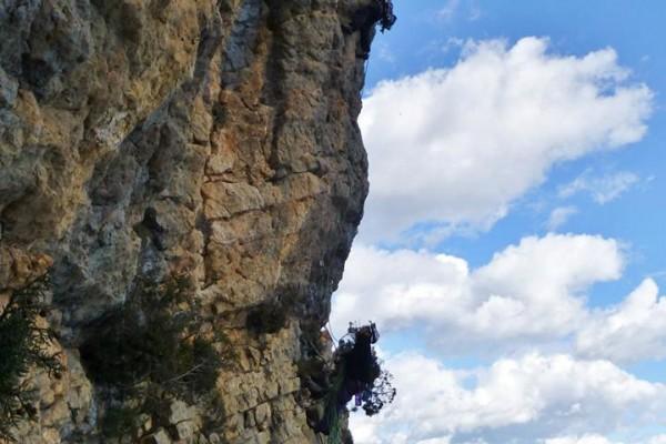 Rock Climbing in Spain