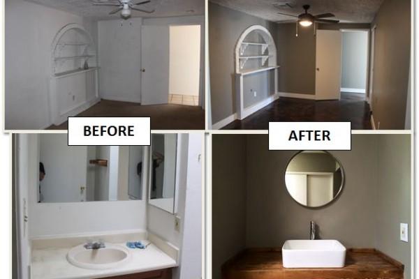 McKemy Rental House Remodel